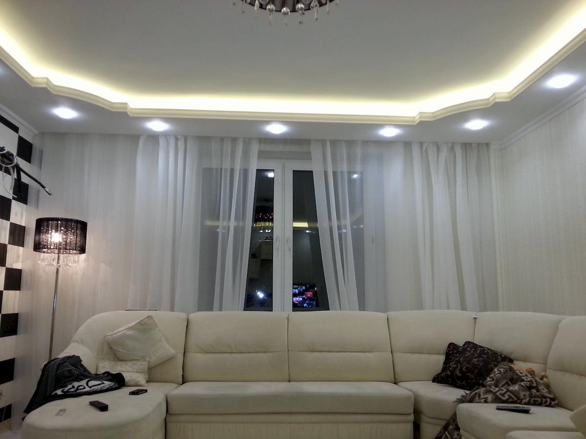 Потолок для зала #1