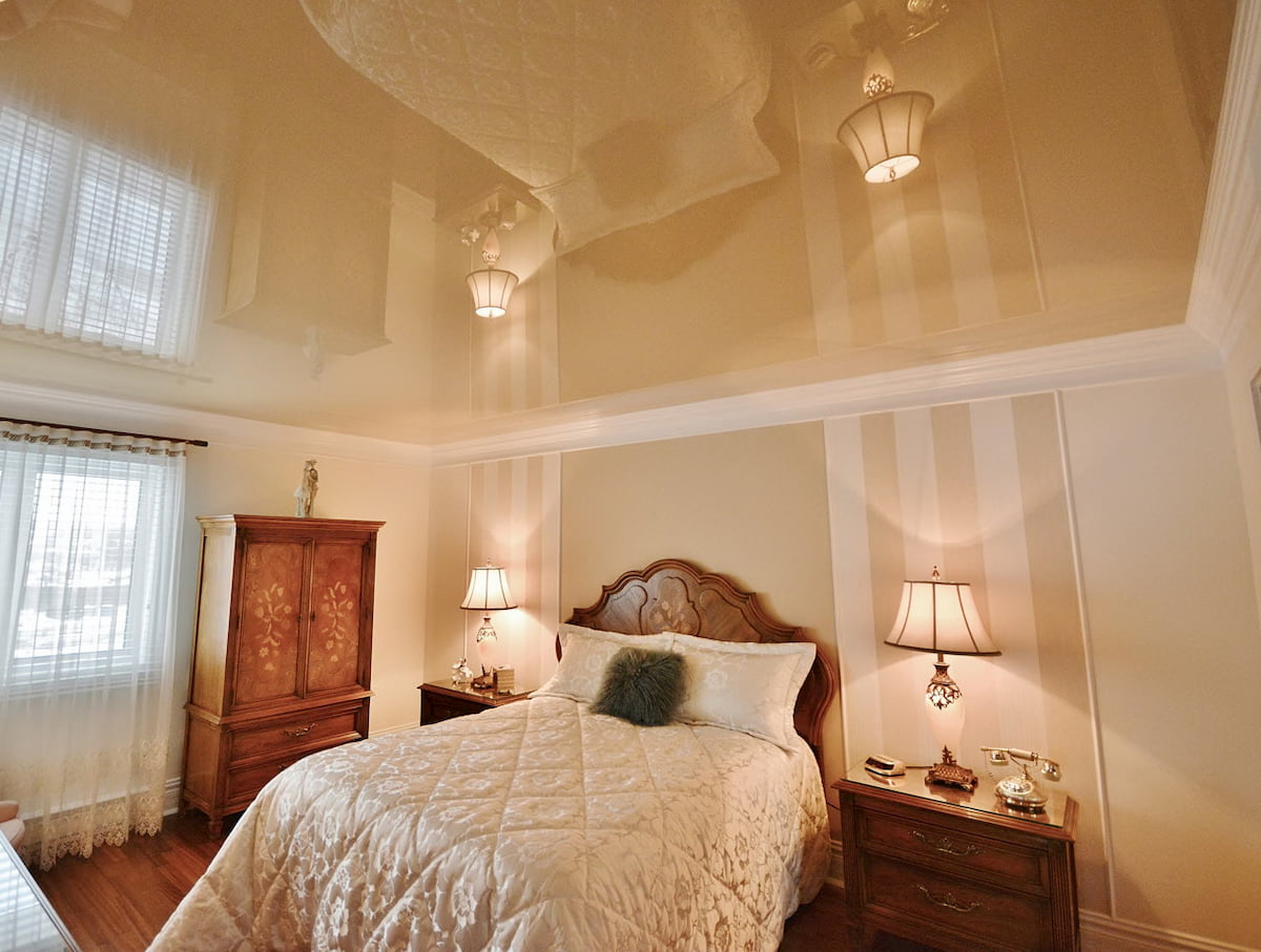 Потолок для спальни #1