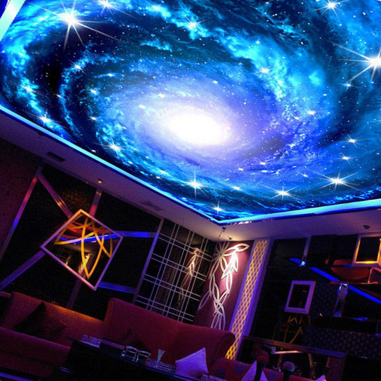 Потолок звездное небо 1
