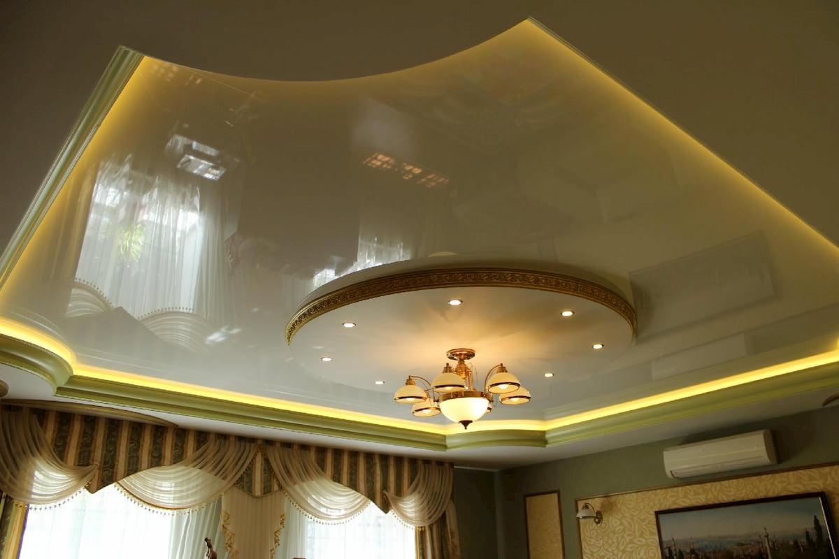 Классический потолок #10