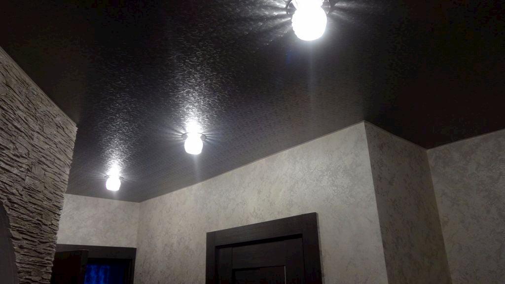 Фактурный потолок #10