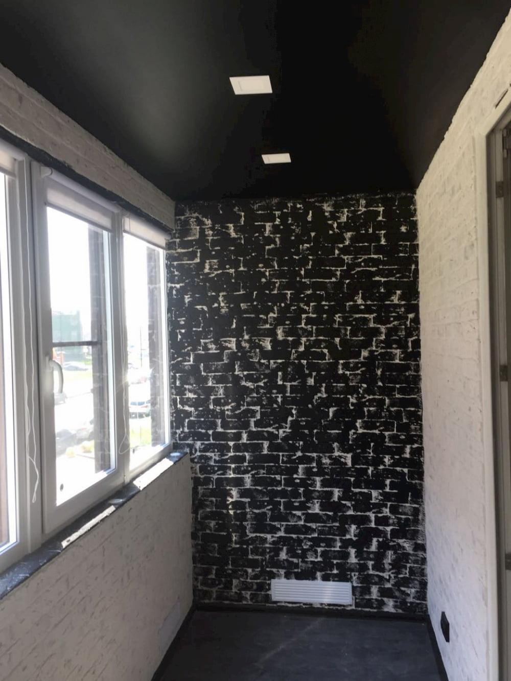 Потолок для балкона #10