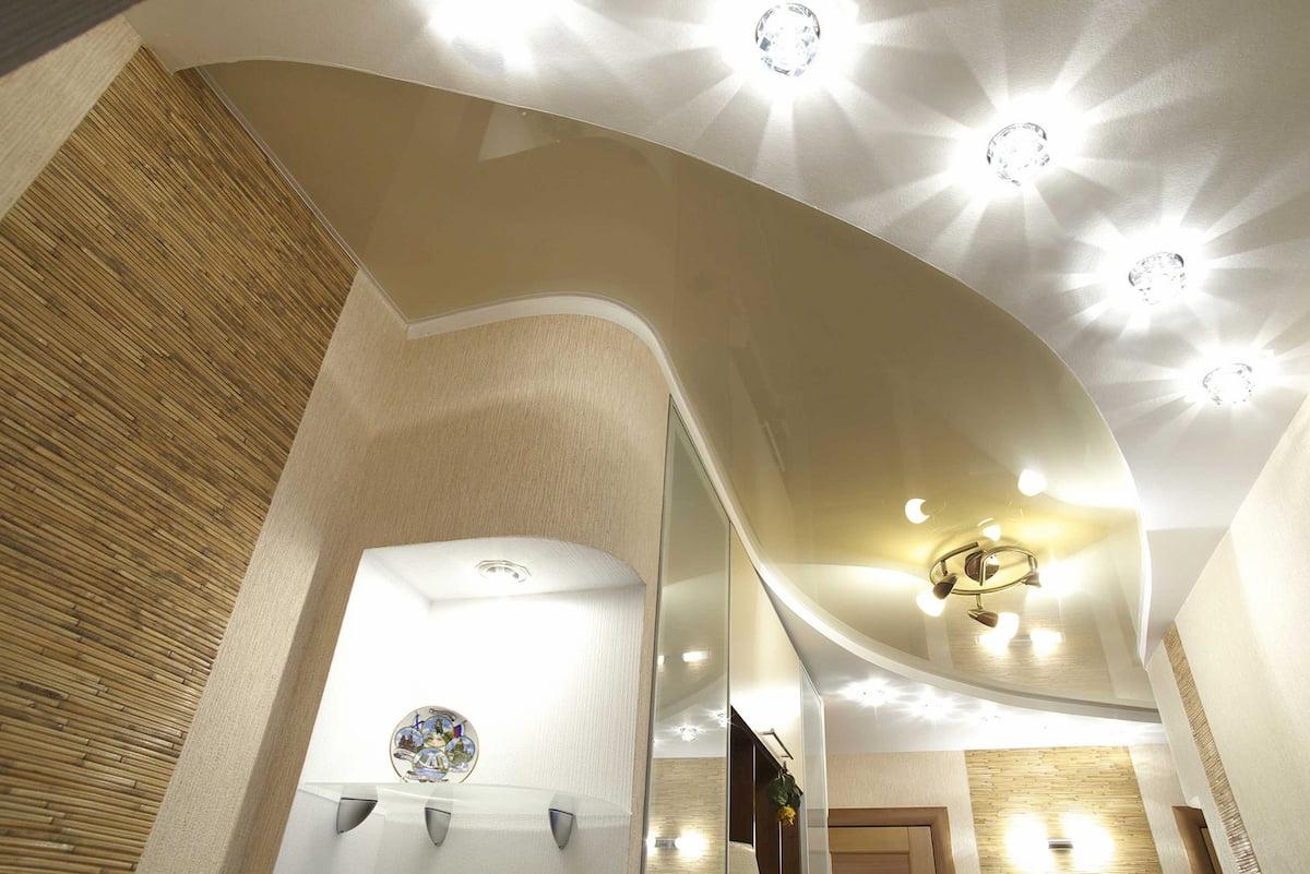 Потолок для дома #10