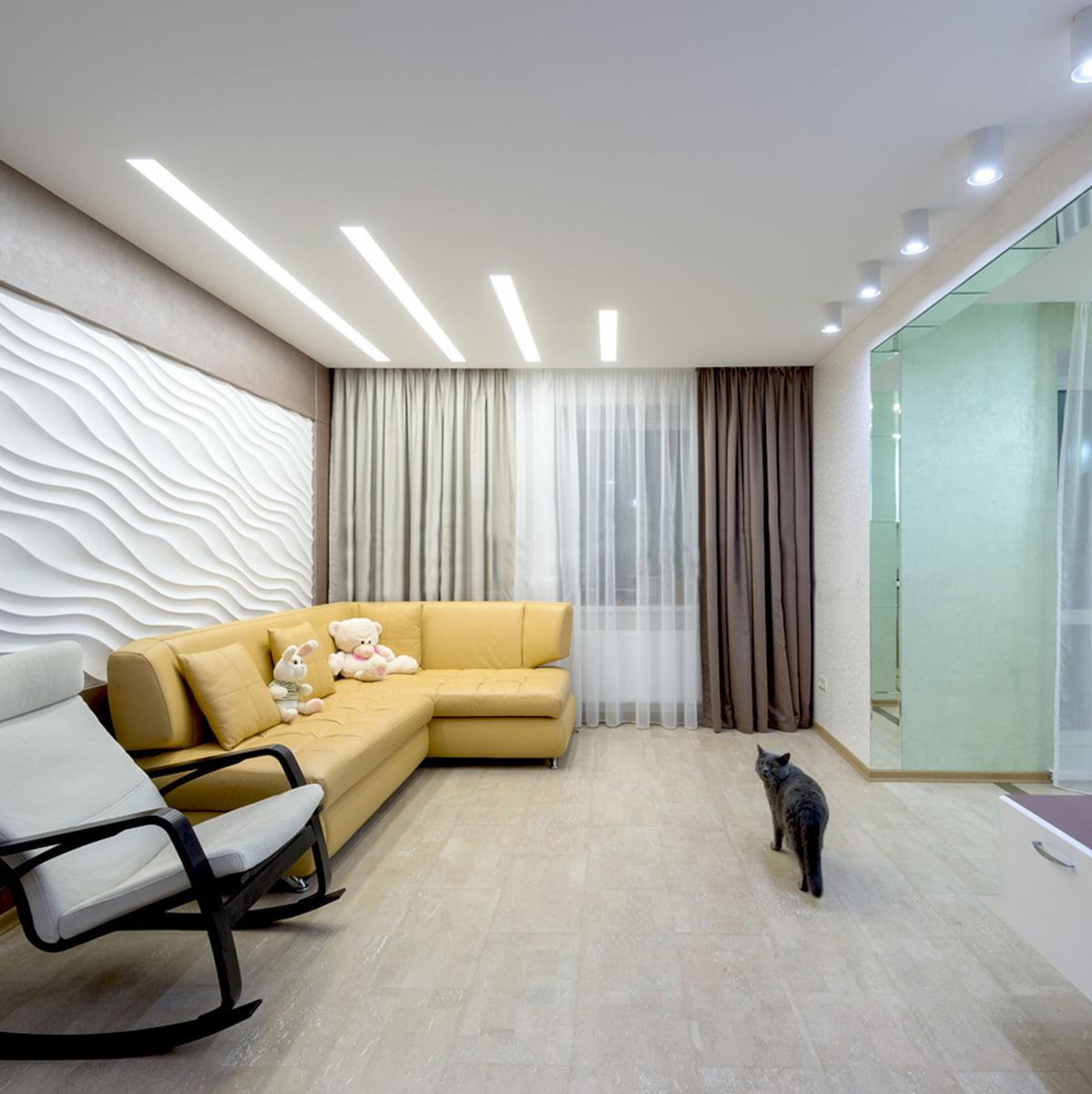 Потолок для квартиры #10
