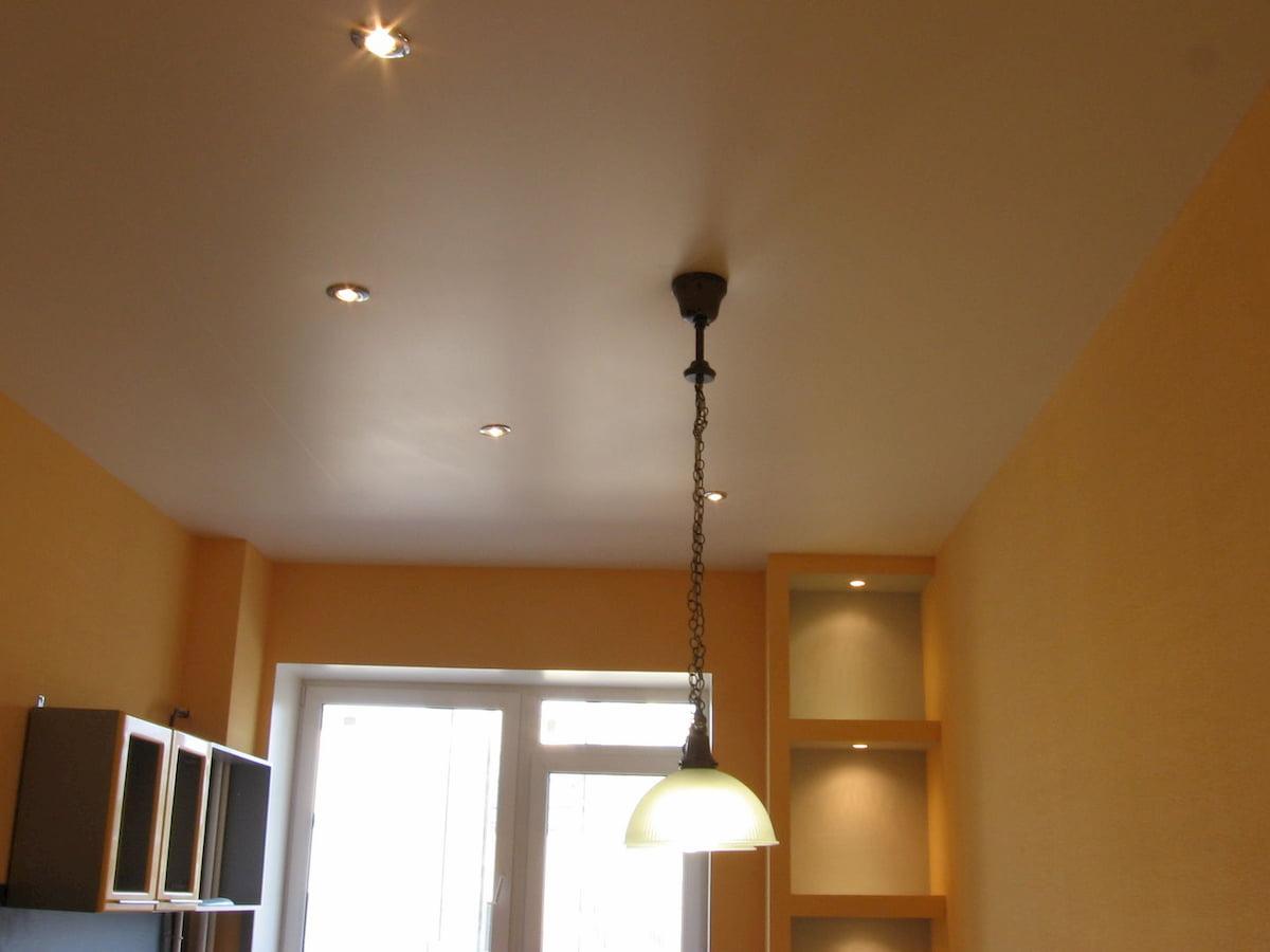 Матовый потолок #11