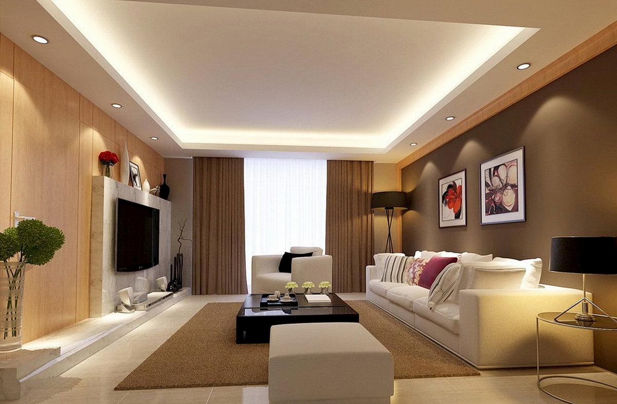 Потолок для зала #11