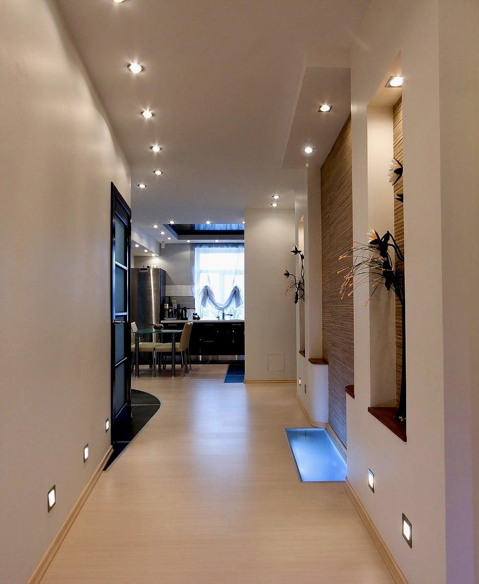 Потолок для коридора #11