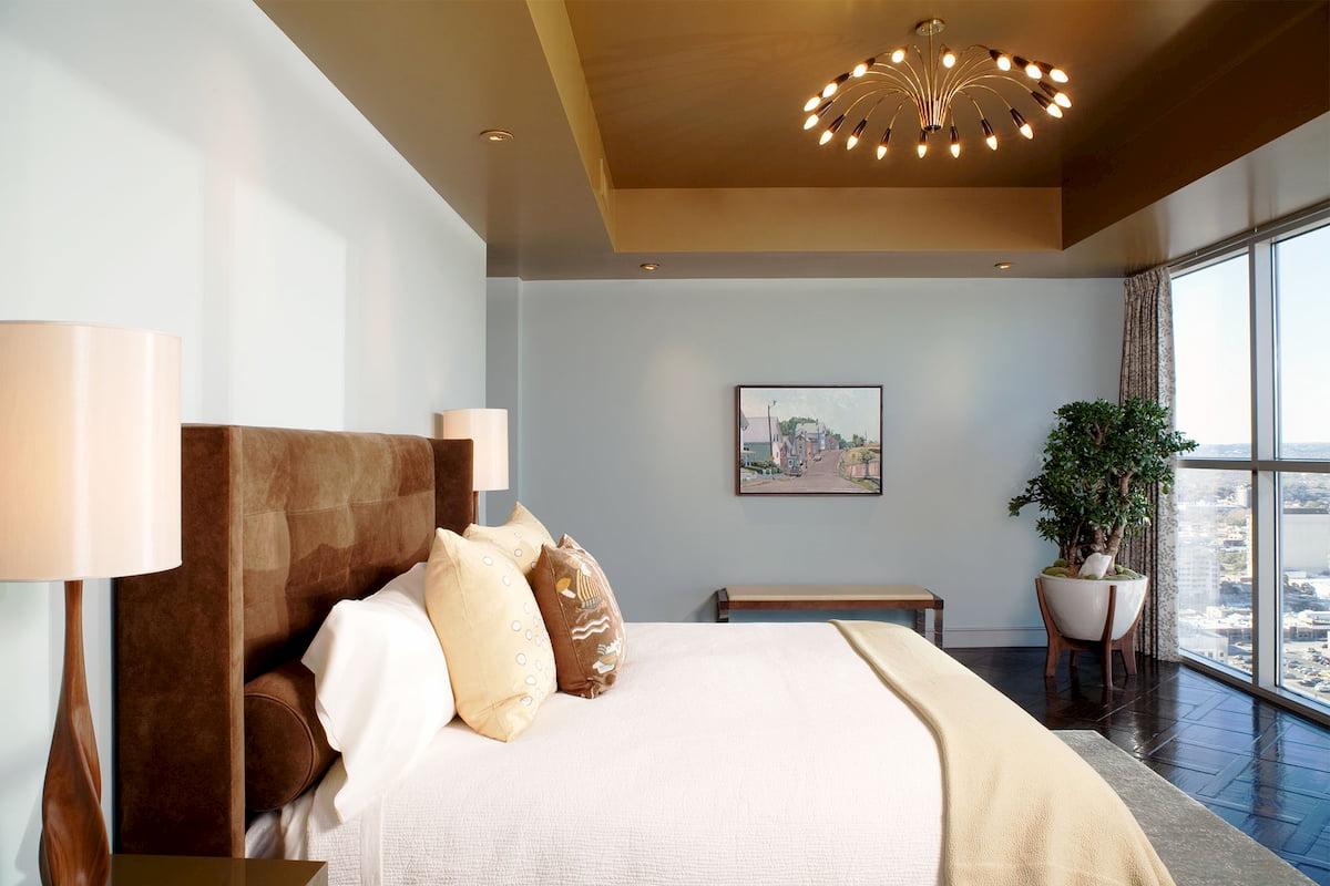 Потолок для спальни #11
