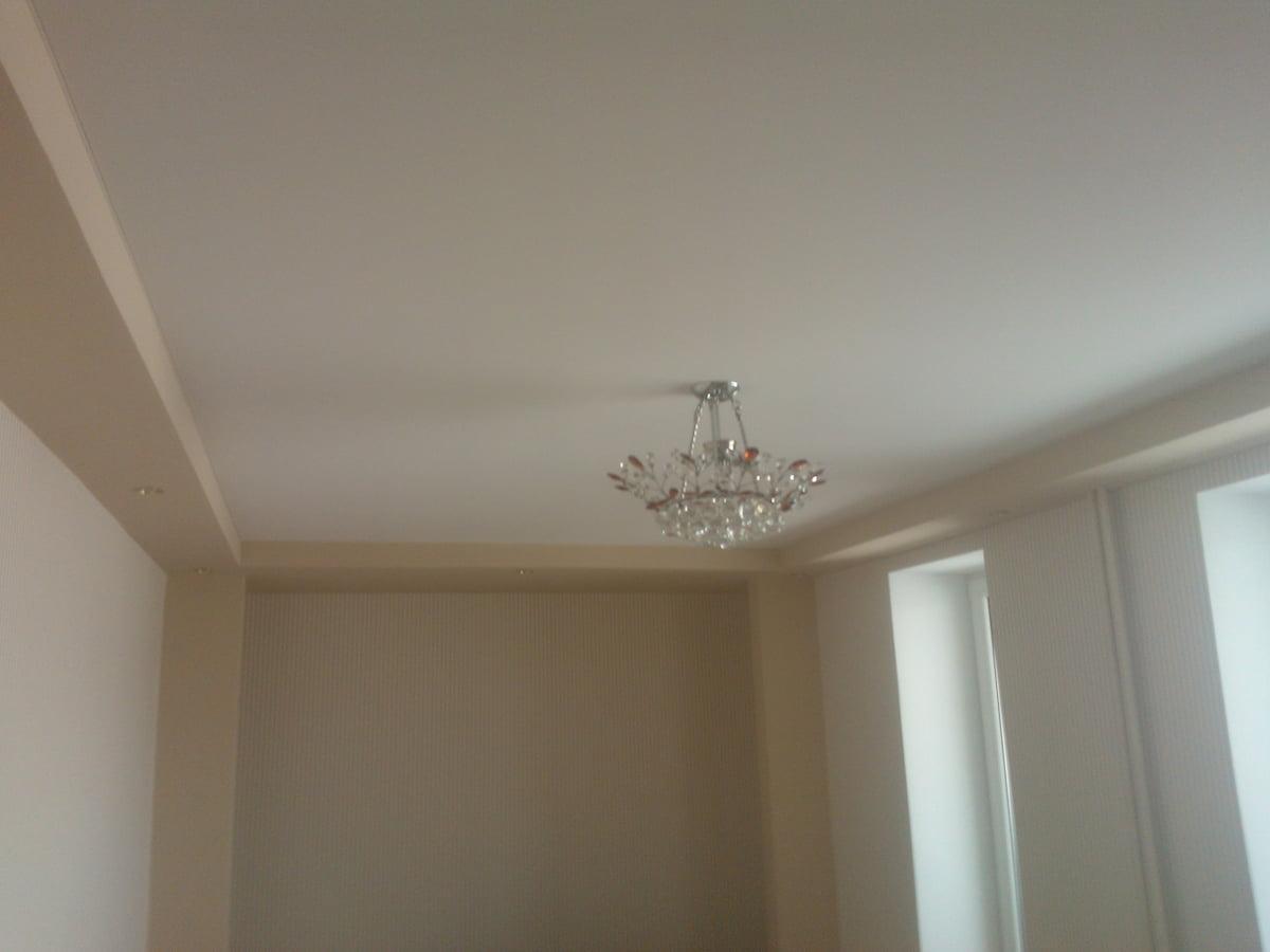 Тканевый потолок #11