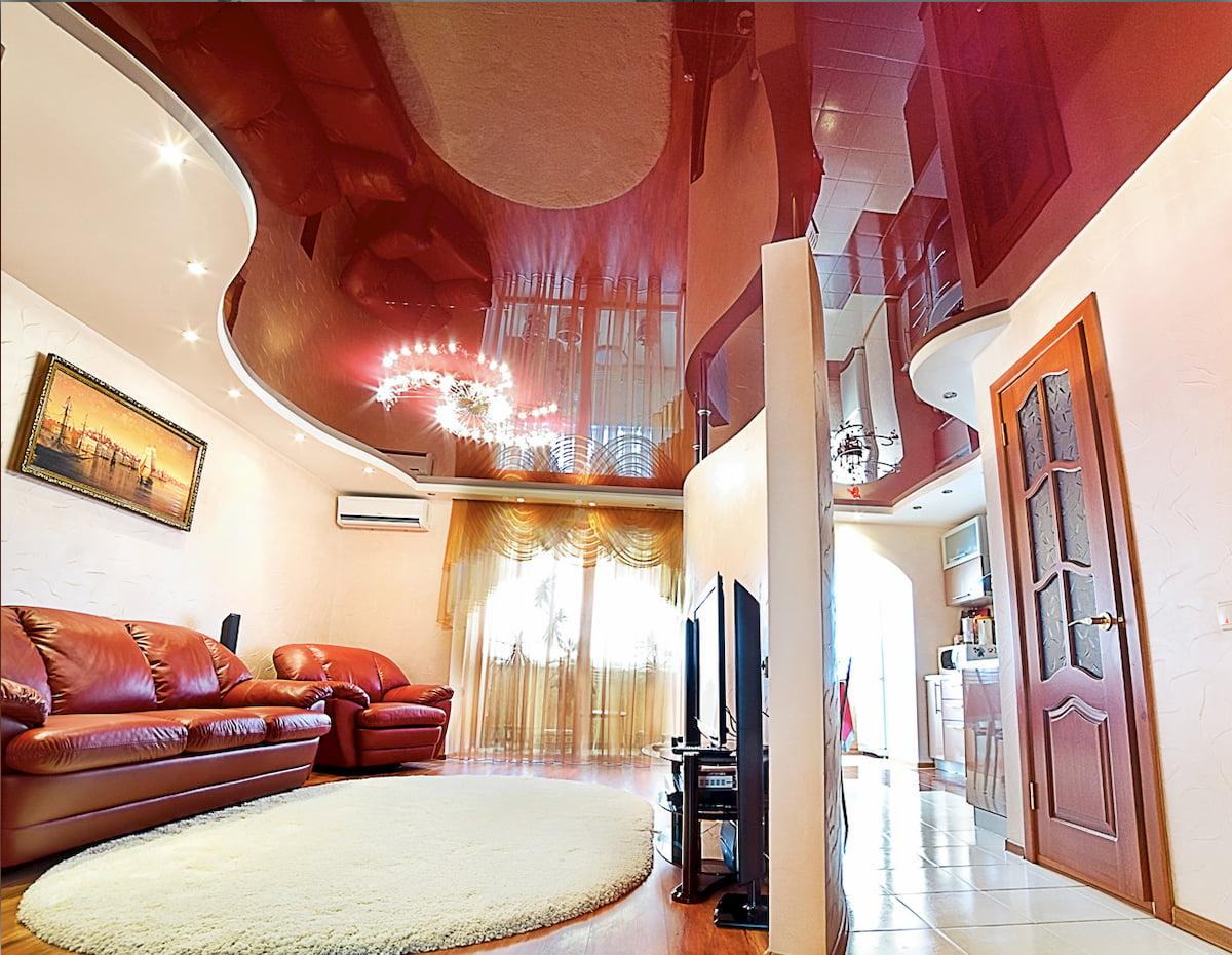 Потолок для дома #12