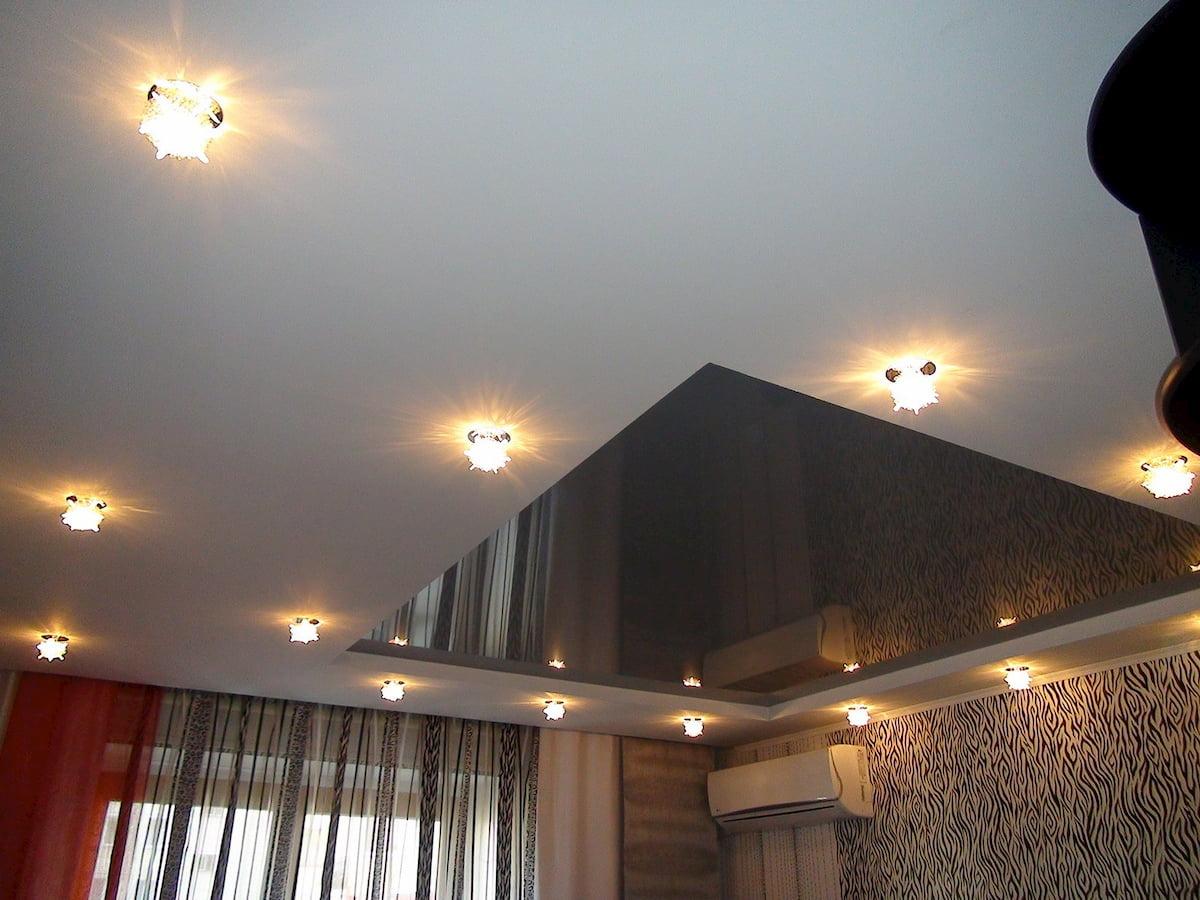 Потолок для зала #12