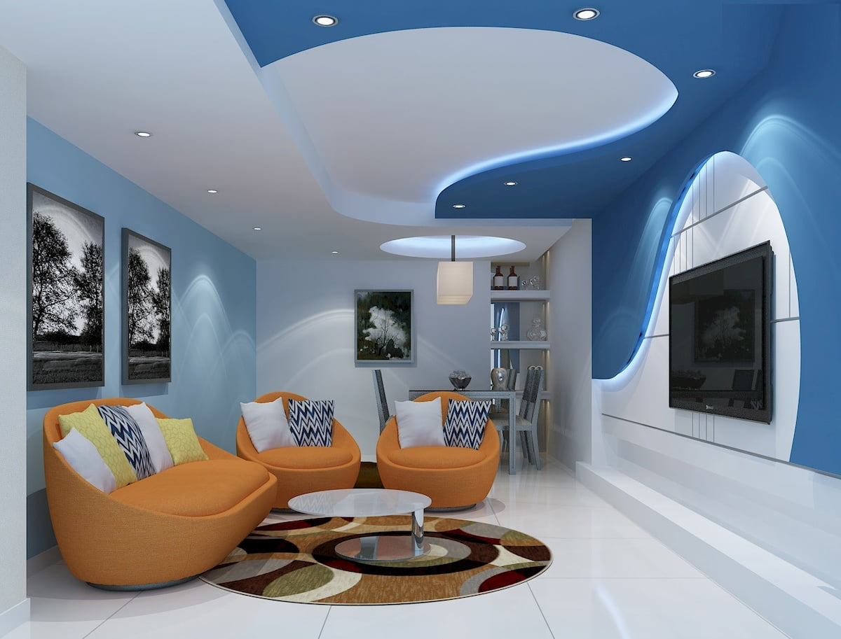 Потолок для квартиры #12