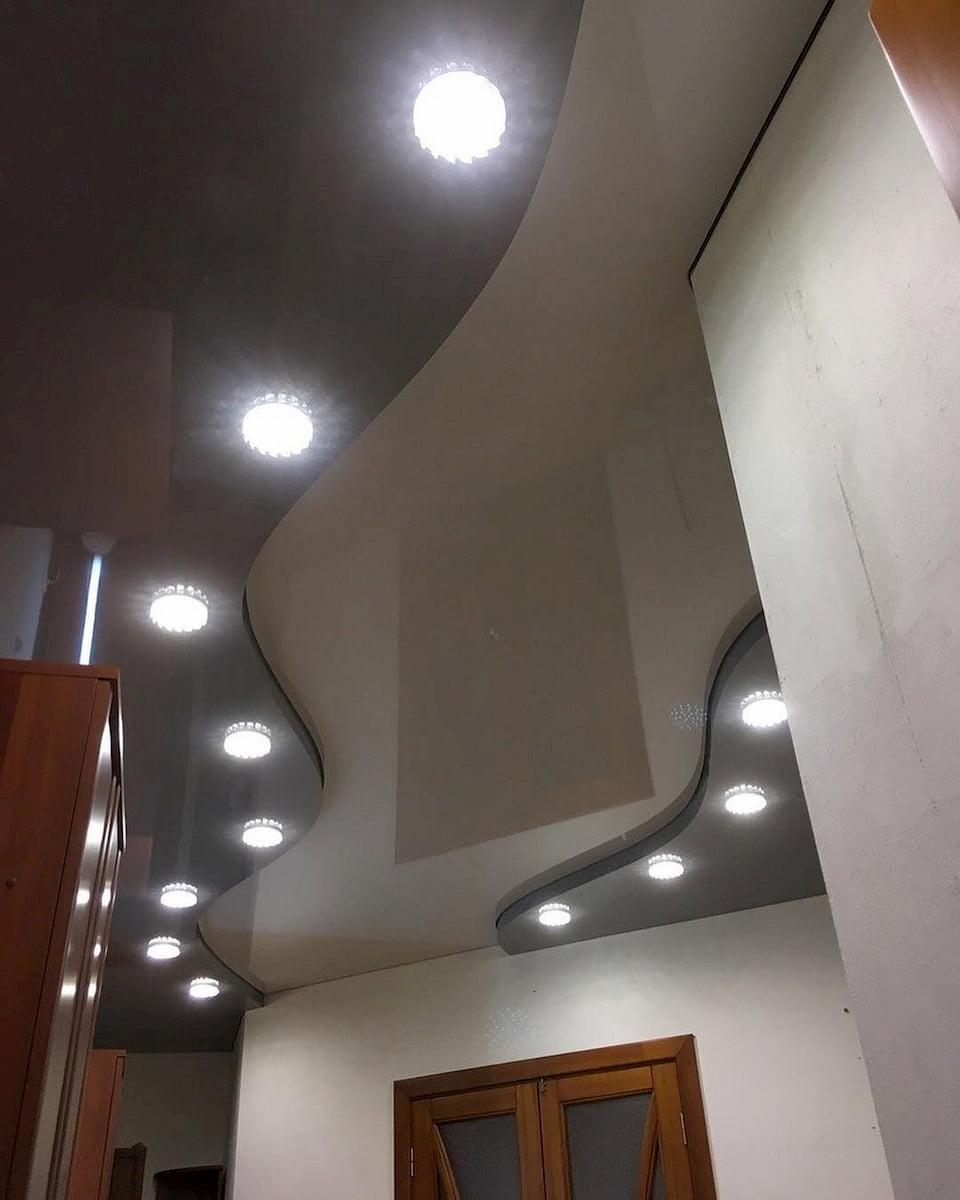 Потолок для коридора #12