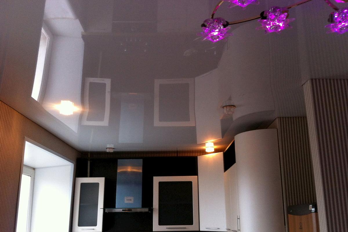 Потолок для кухни #12