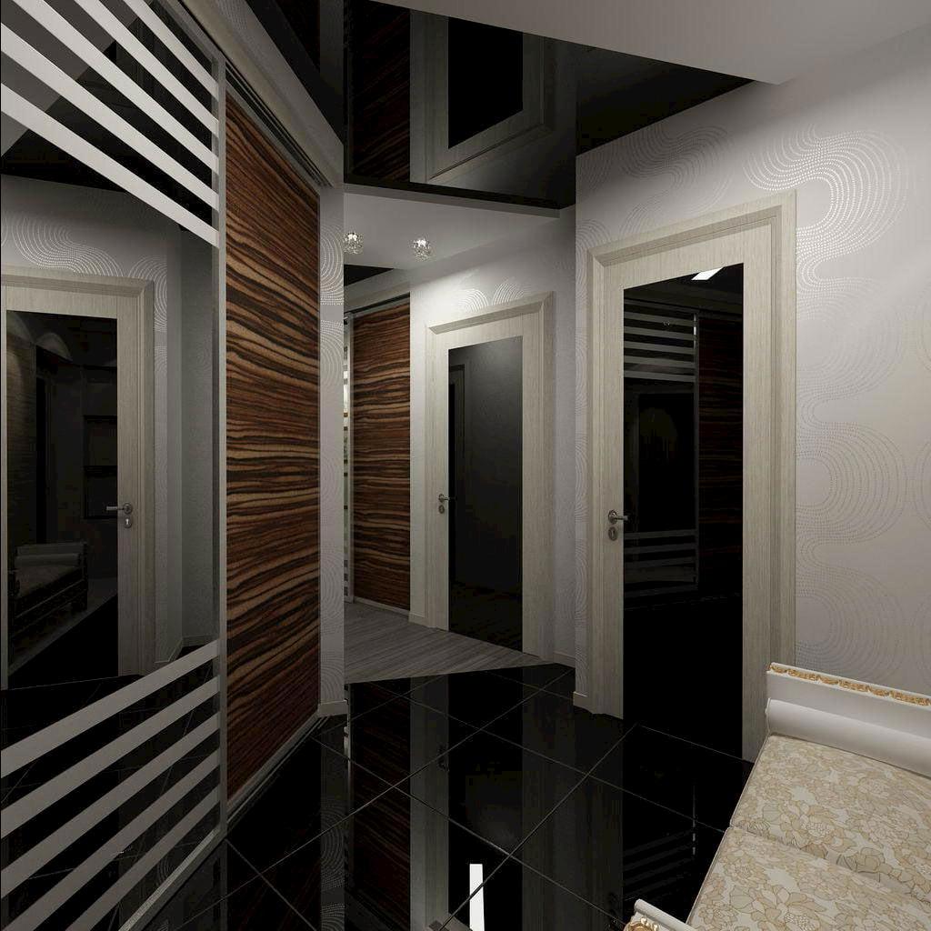Потолок для прихожей #12