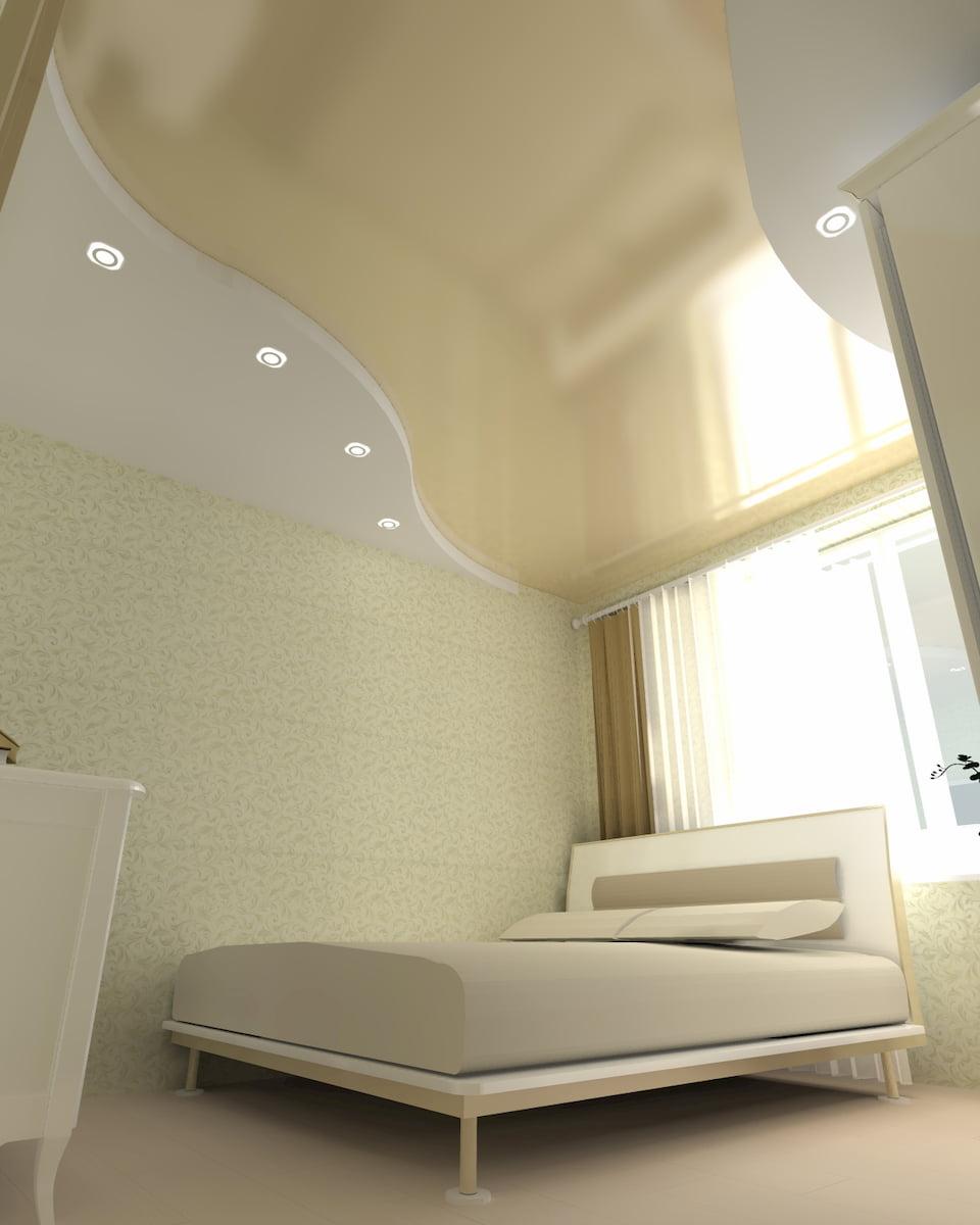 Потолок для спальни #12