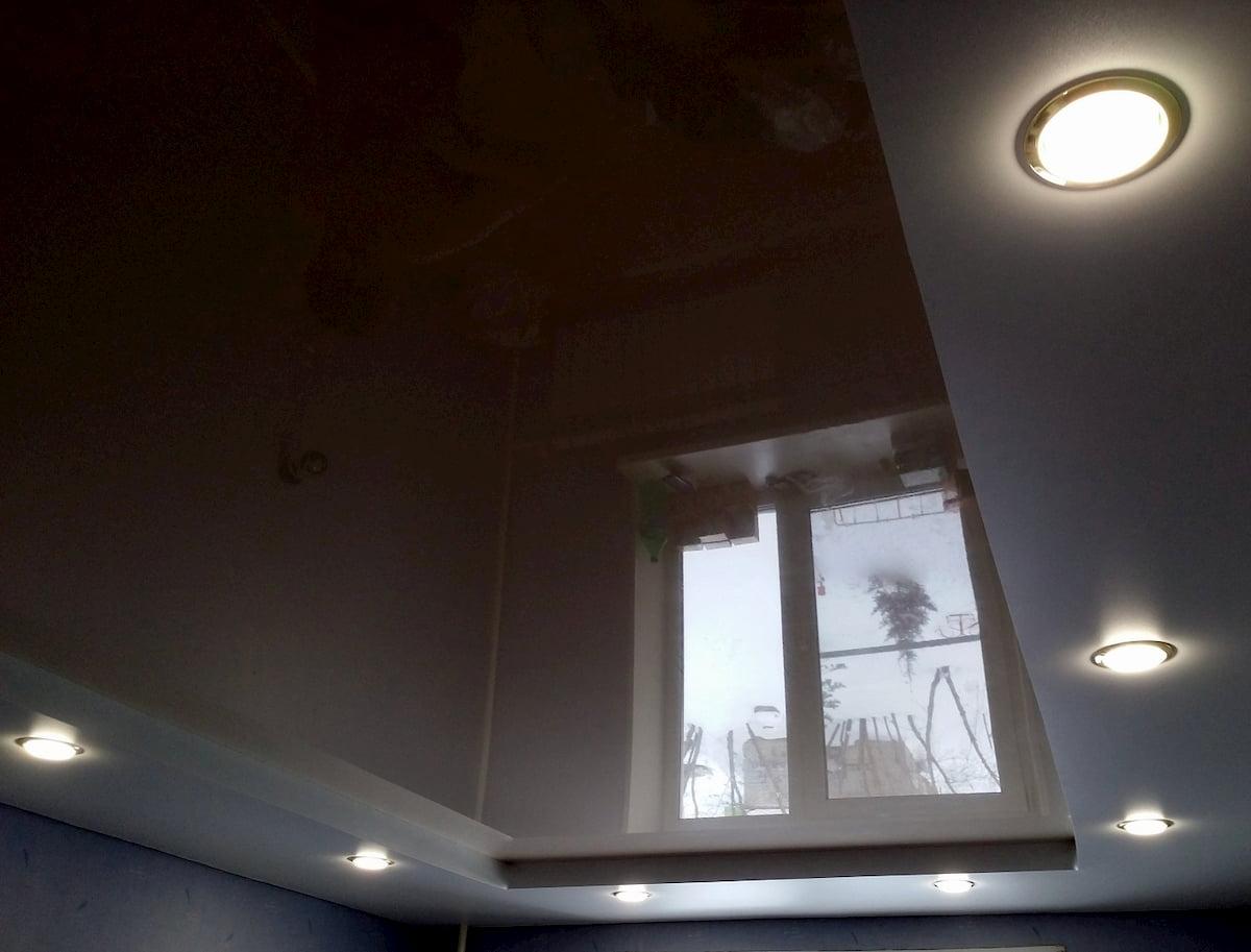 Безщелевой потолок #12