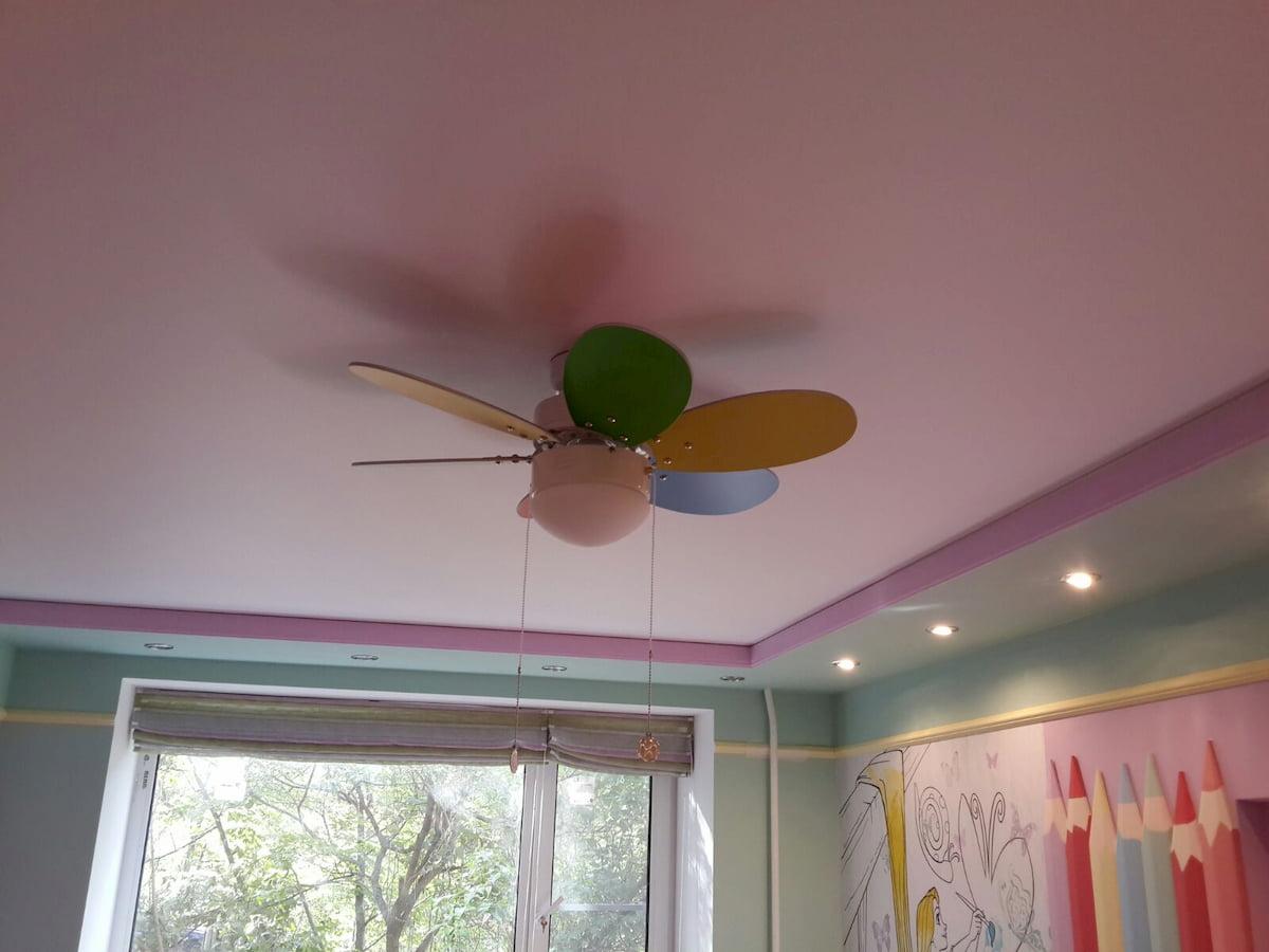 Матовый потолок #13