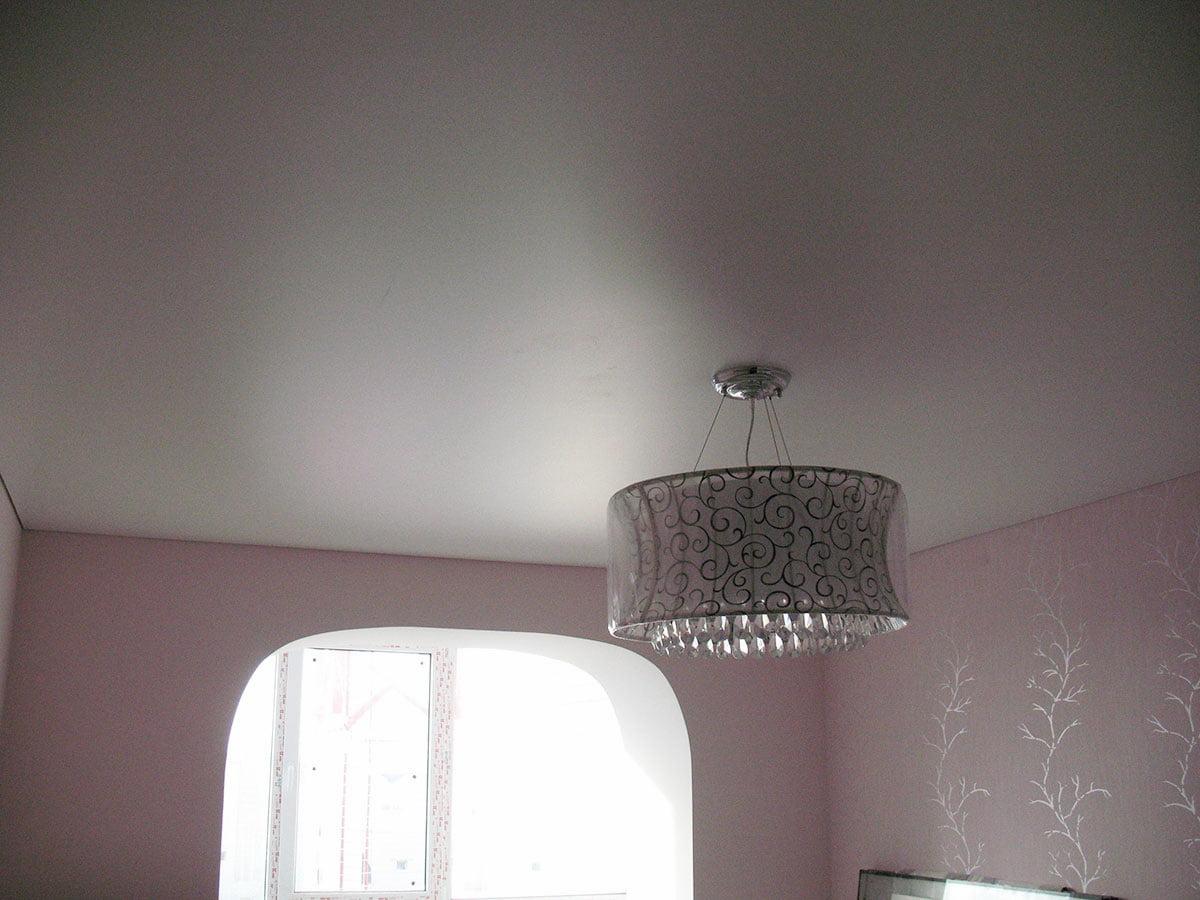 Сатиновый потолок #13