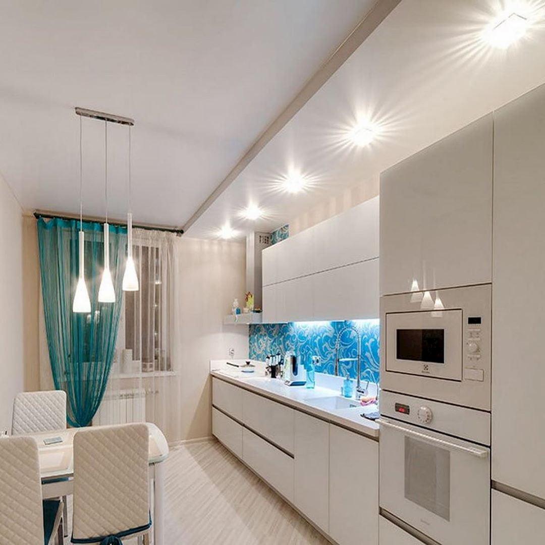 Потолок для кухни #13