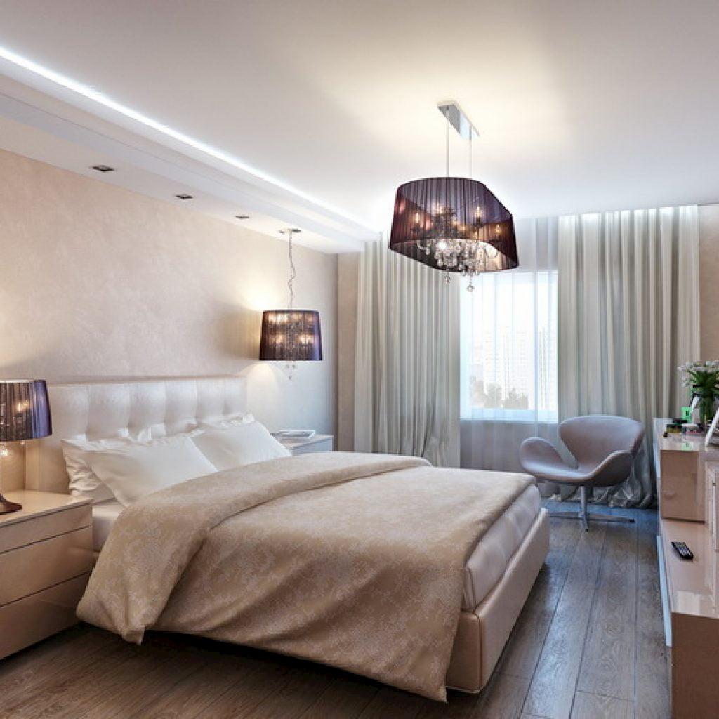 Потолок для спальни #13