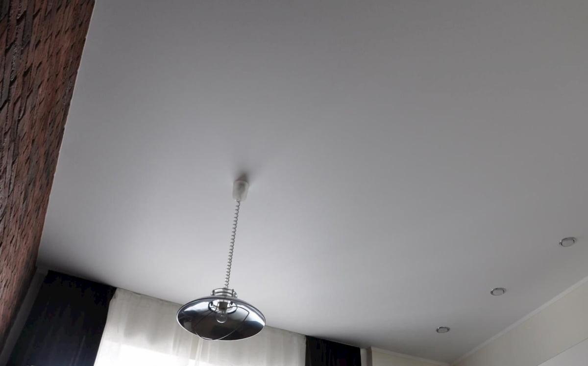Тканевый потолок #12