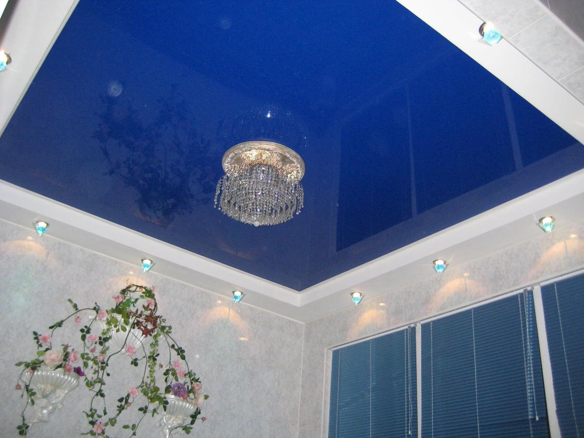 Бесшовный потолок #13