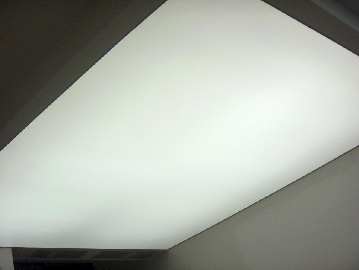 Светодиодный потолок с LED подсветкой #14
