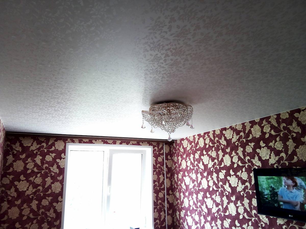 Фактурный потолок #14