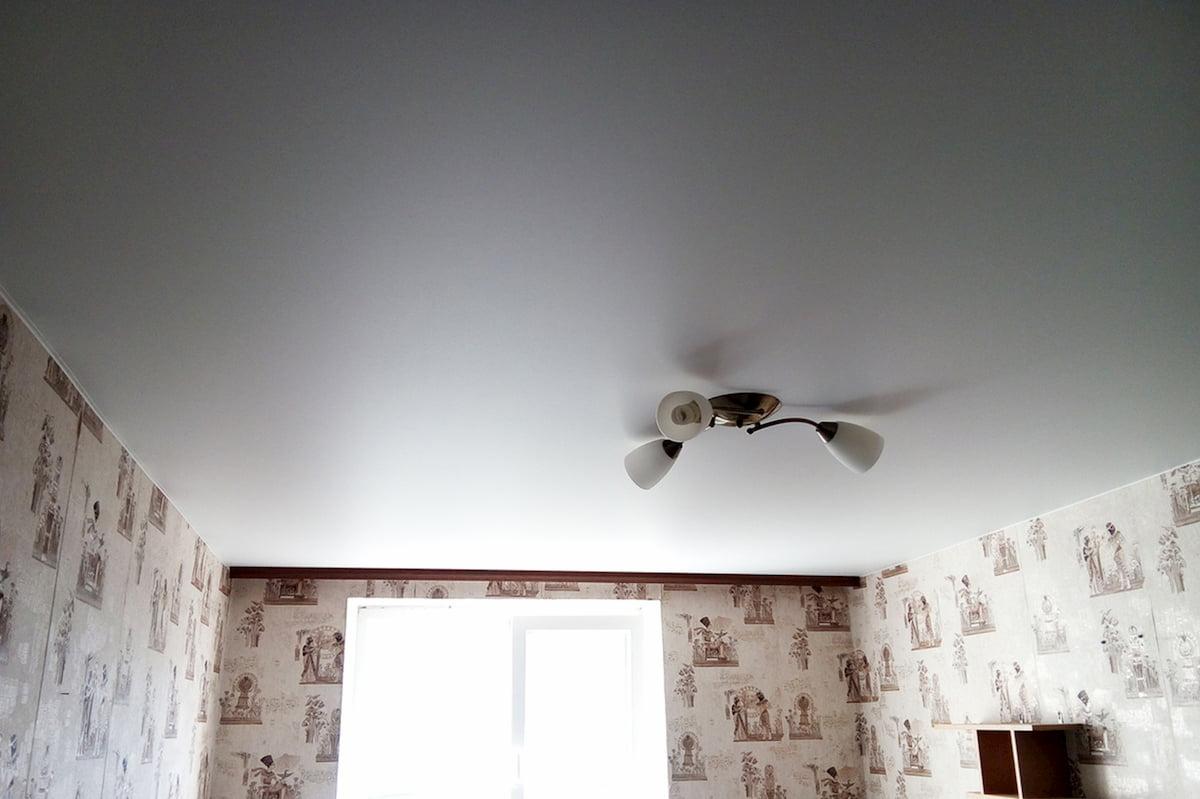 Матовый потолок #14