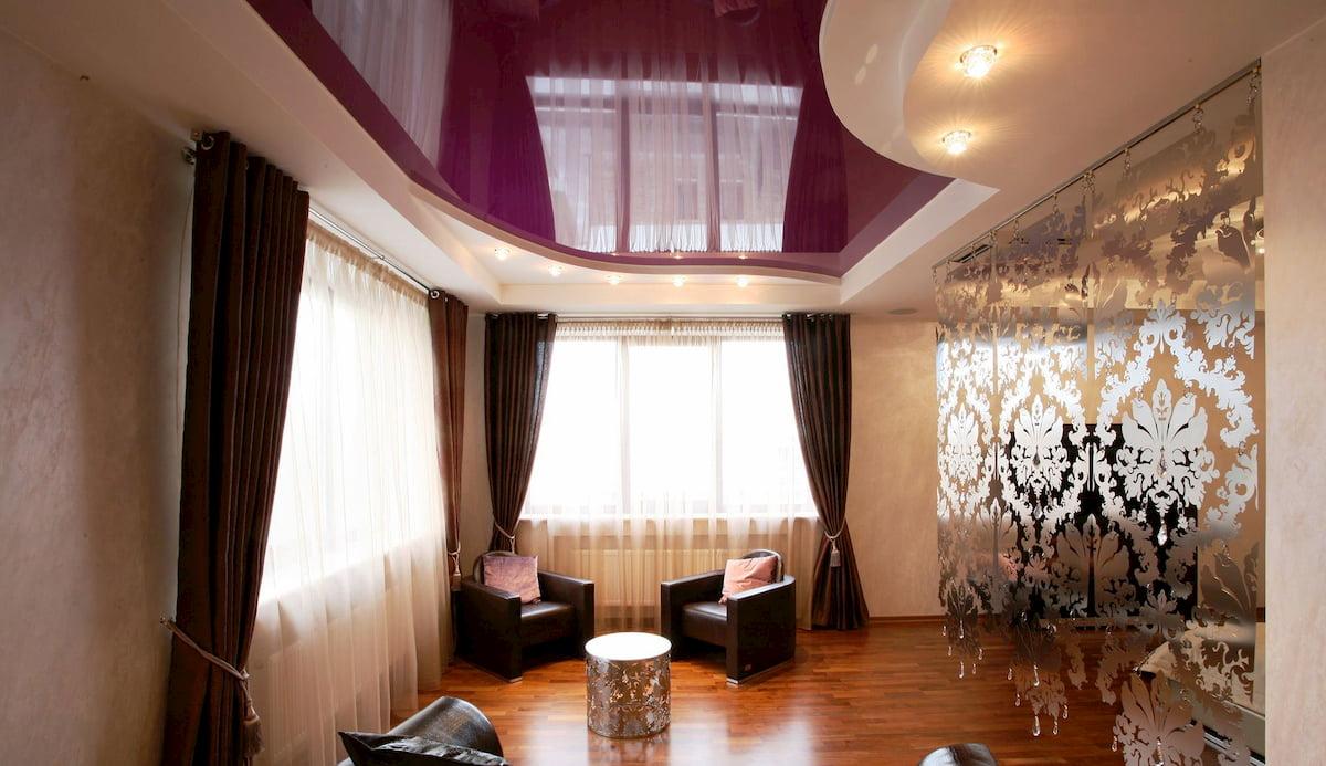 Потолок для зала #14