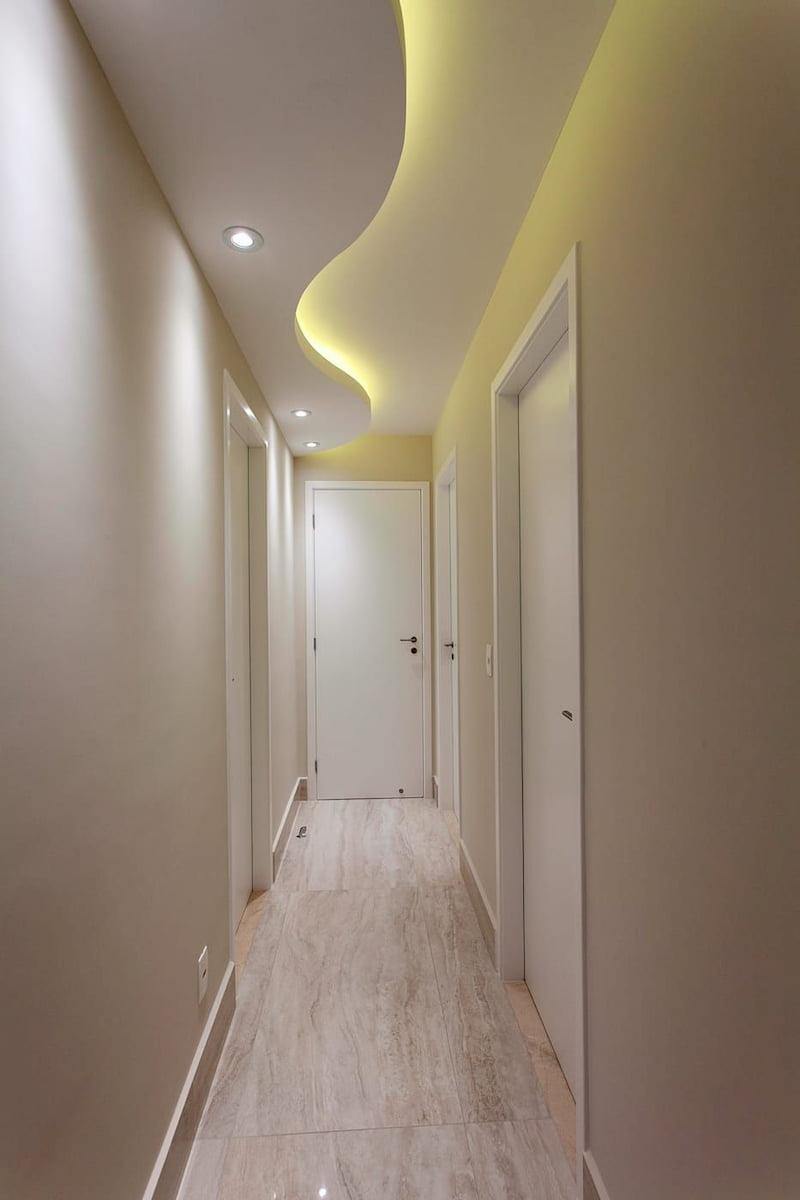 Потолок для коридора #14