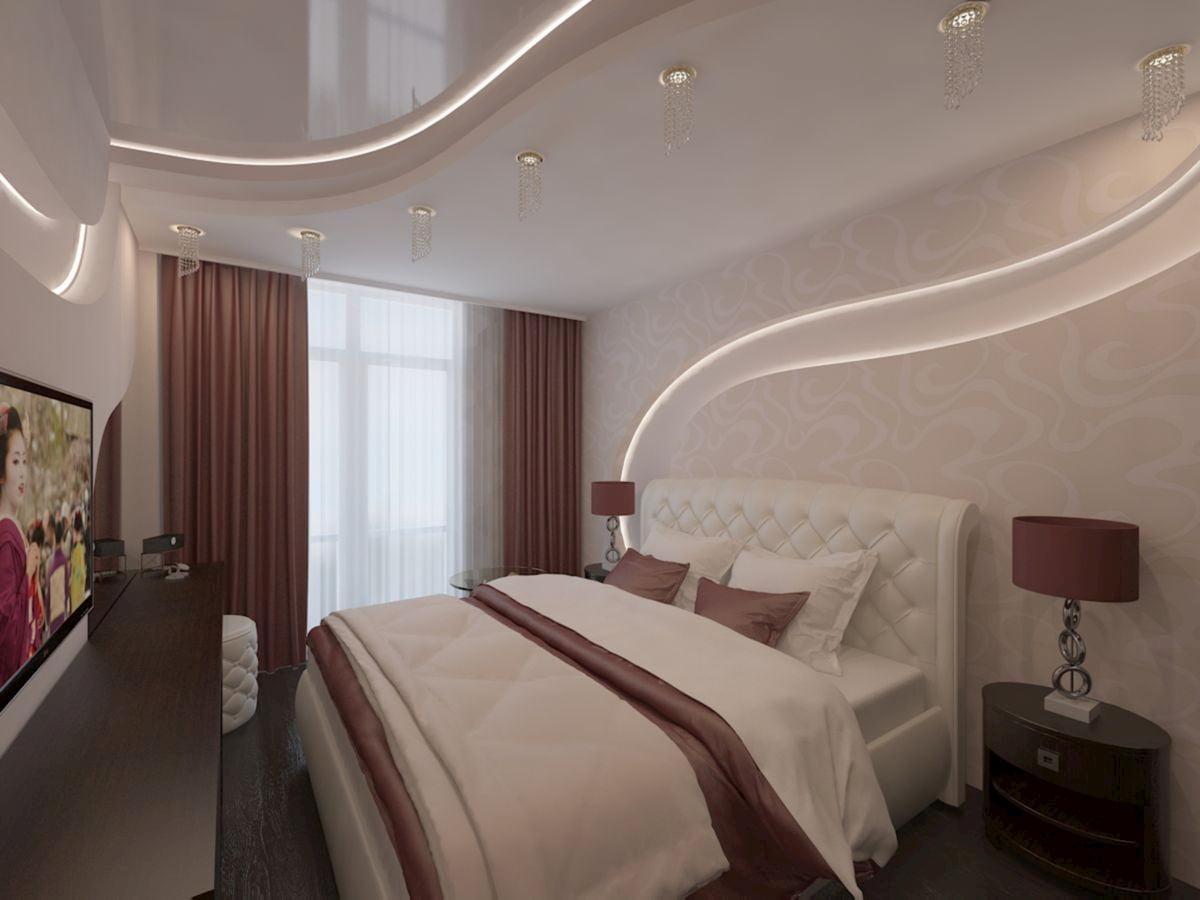 Потолок для спальни #14