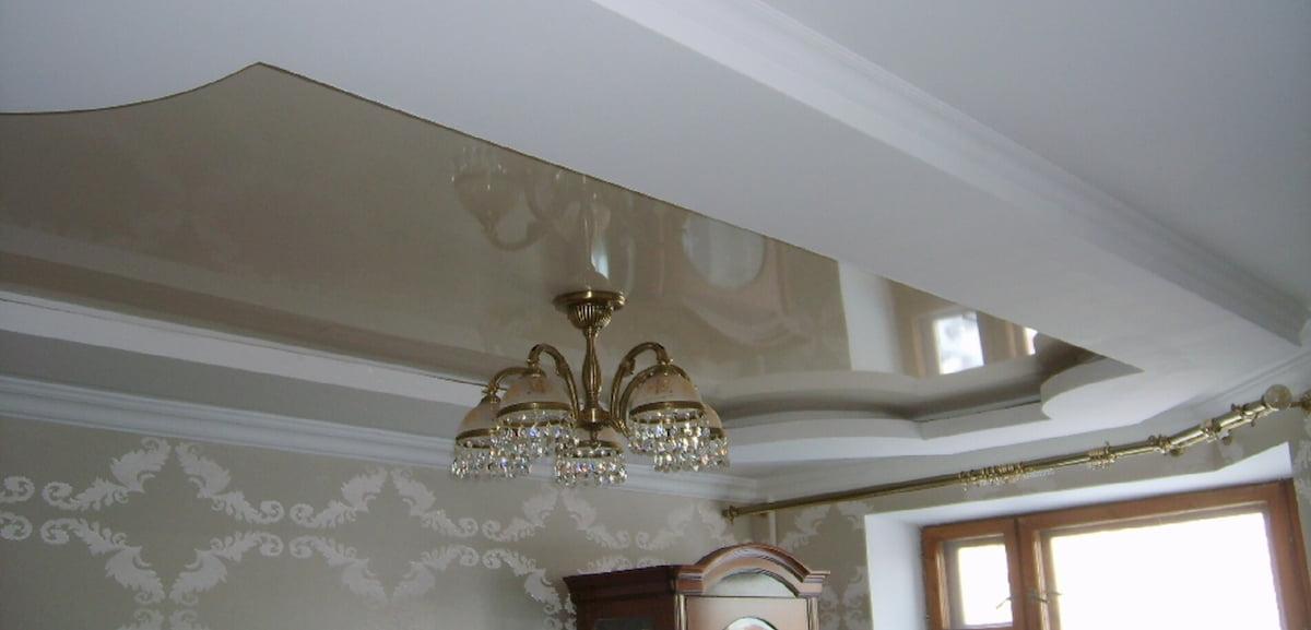 Классический потолок #14
