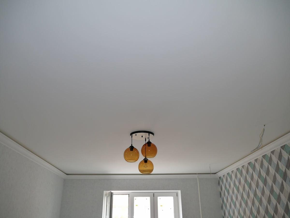 Матовый потолок #15