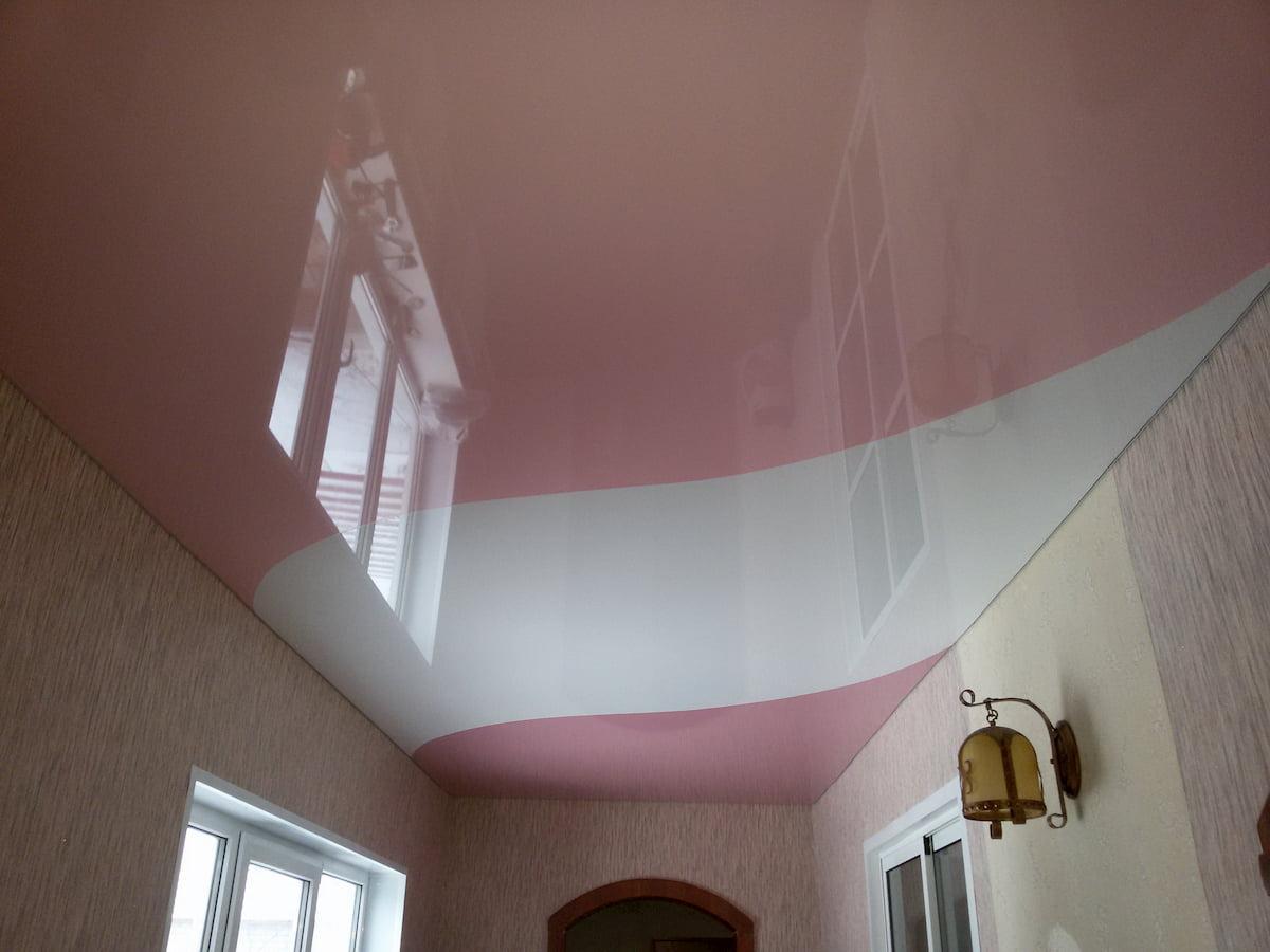 Криволинейный потолок #15