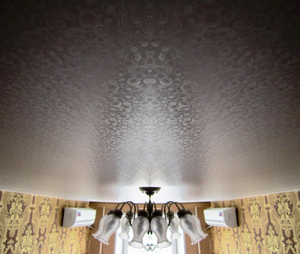 Фактурный потолок #15