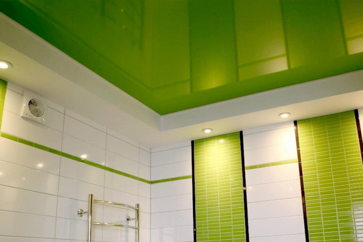 Потолок для ванной #15