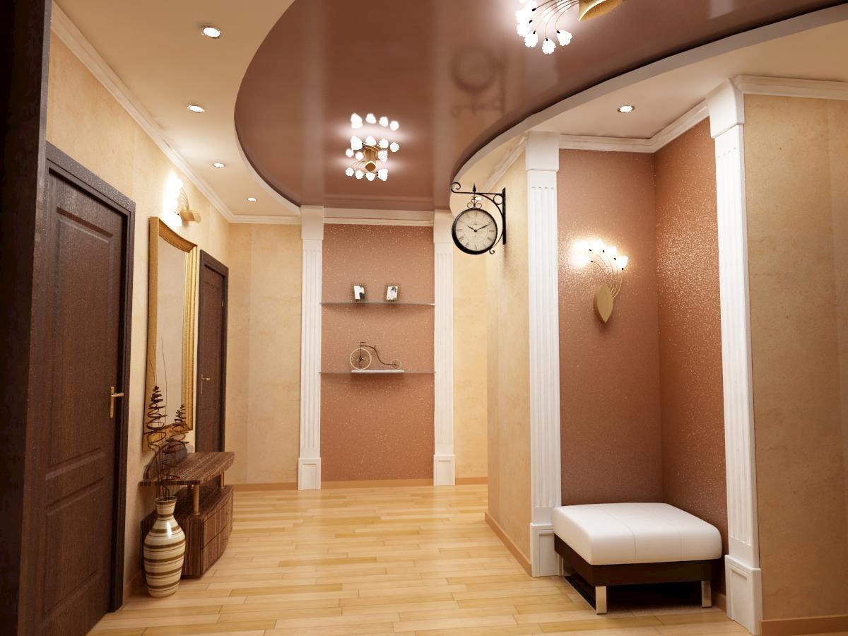 Потолок для квартиры #15