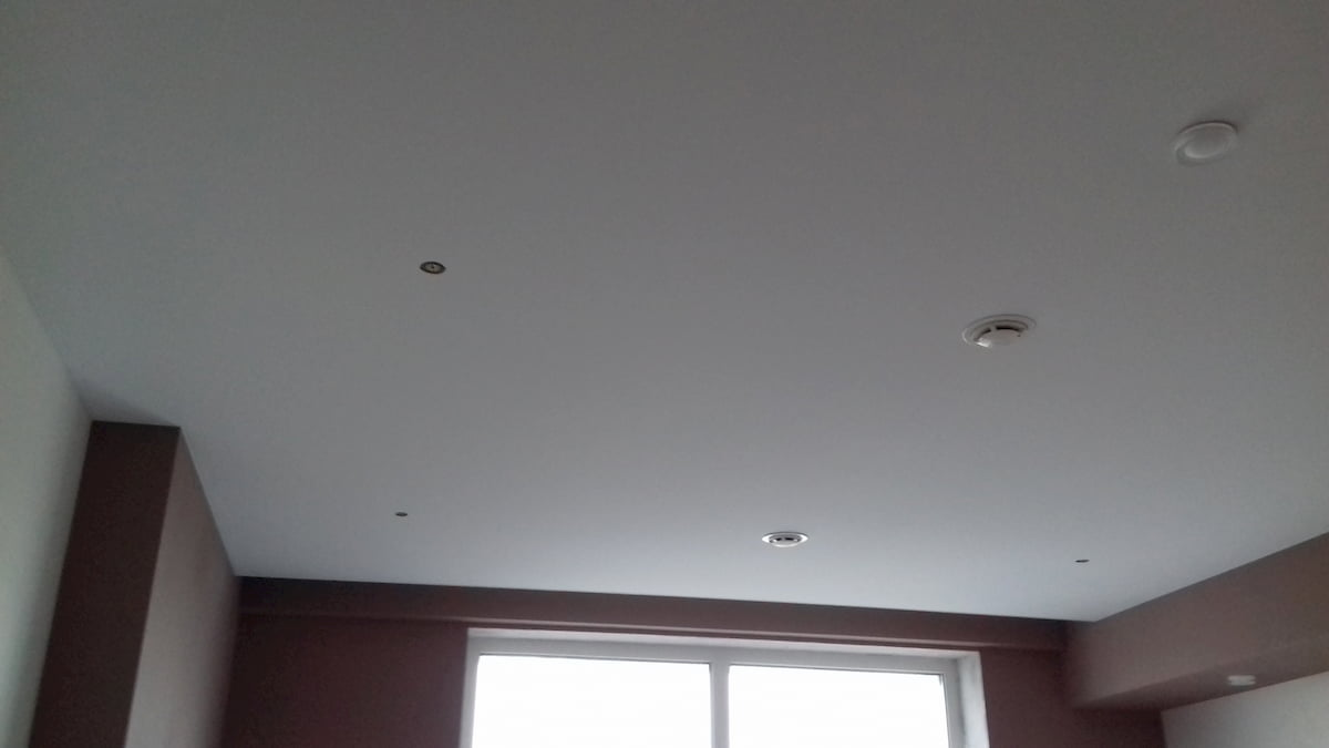 Тканевый потолок #14