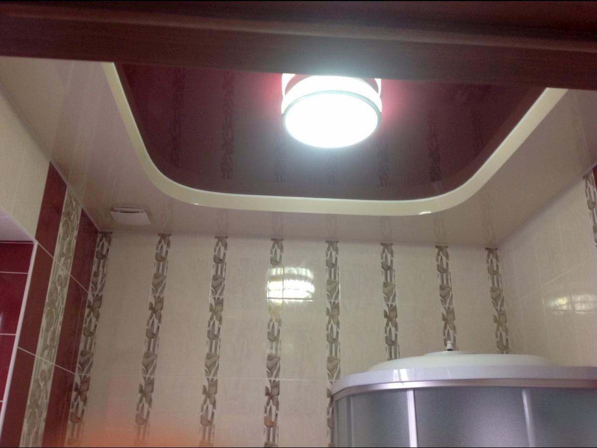 Потолок для ванной #16
