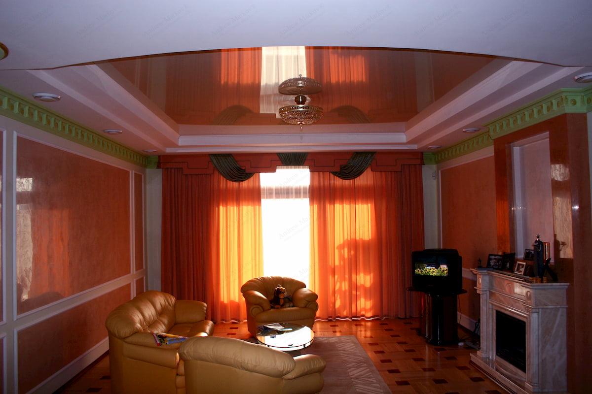 Потолок для дома #15