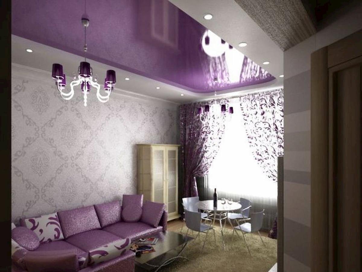Потолок для квартиры #16