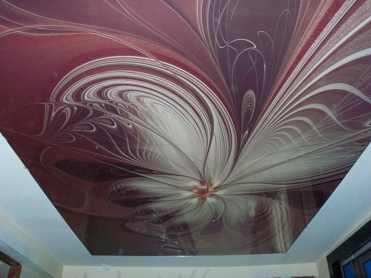 Арт потолок #16