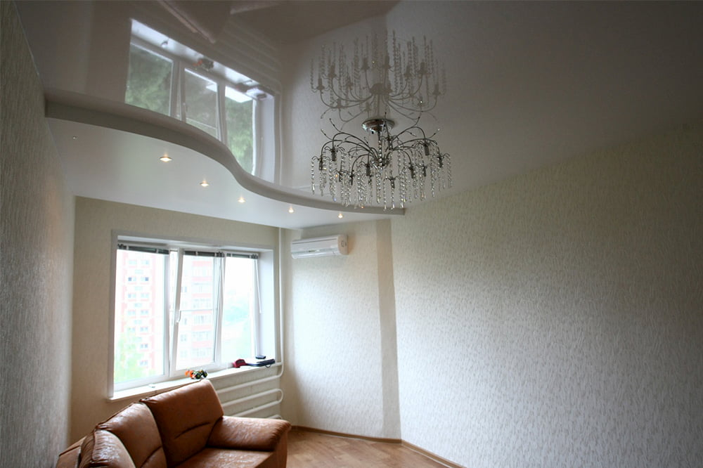 Потолок для квартиры #17