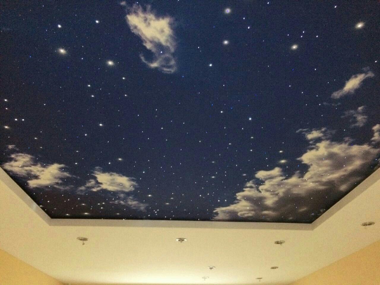 Потолок звездное небо #17