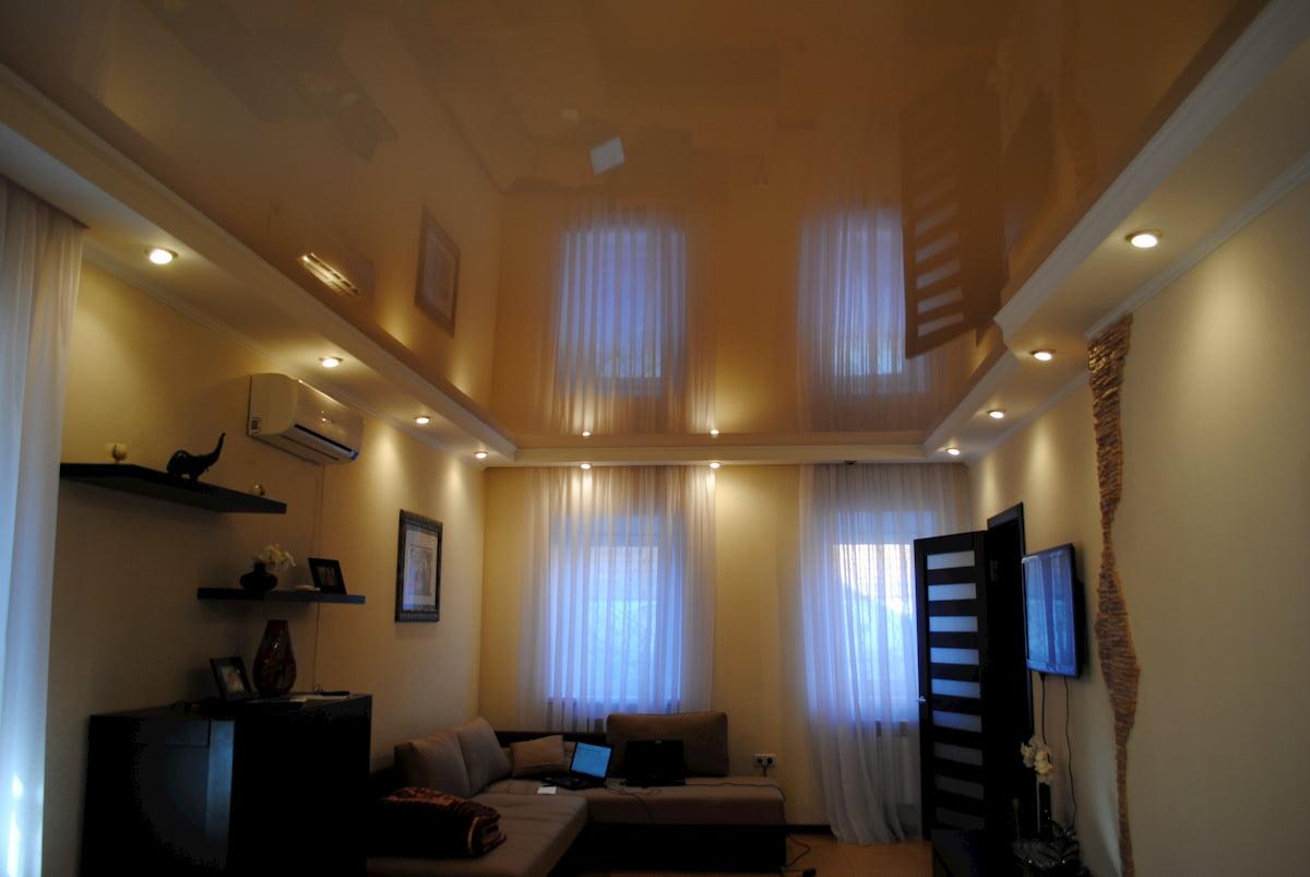 Потолок для квартиры #18