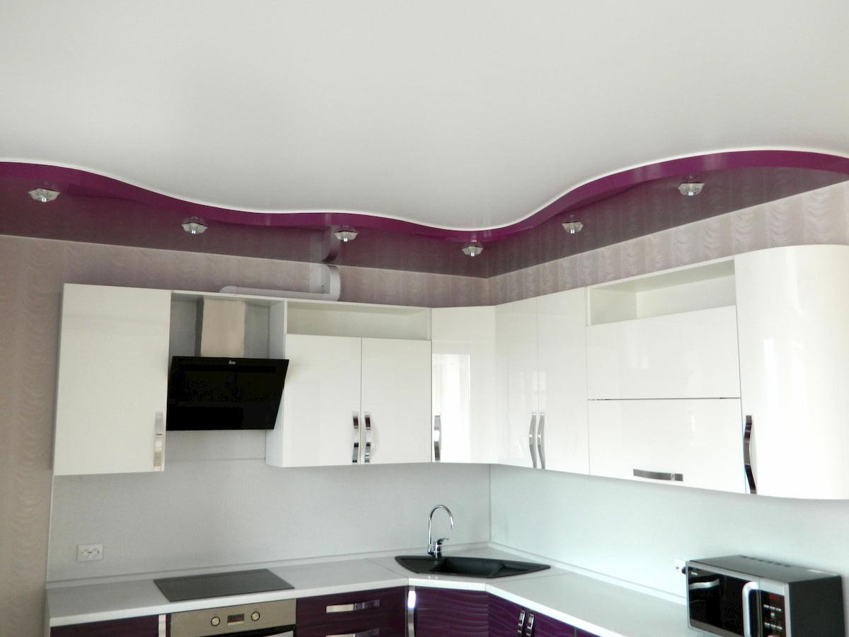 Потолок для кухни #18