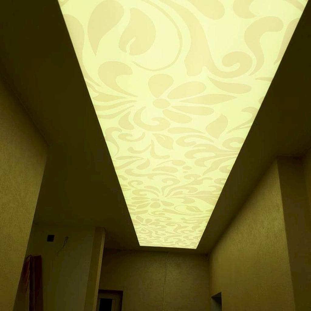 Светящийся изнутри потолок #18