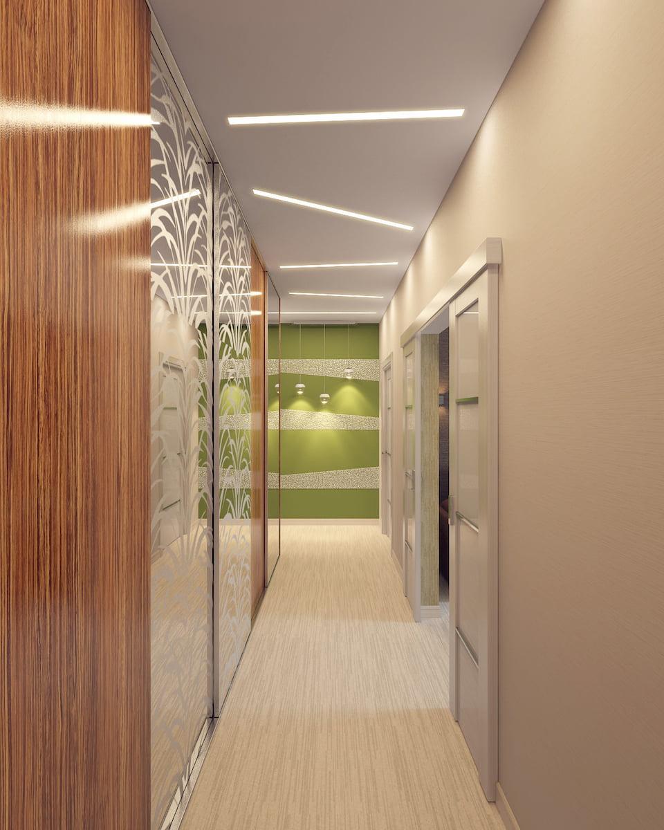 Потолок для коридора #19